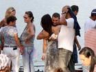Cauã Reymond e Cleo Pires gravam juntos nova série e ator conta com dublê em algumas cenas