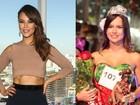 Vencedora do 'Beleza nordestina' é confundida com atriz após desfile