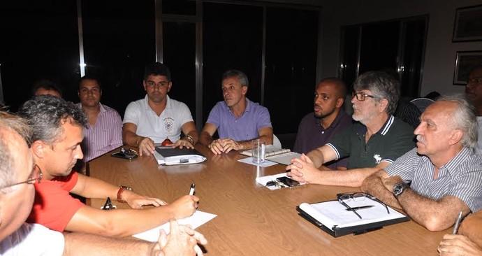Reunião define novo estatuto do Americano (Foto: Jocelino Rocha/Divulgação Americano)
