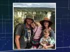 Família americana que sumiu após ataque de piratas chega a Belém