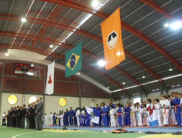 Campeonato Brasileiro de Judô Sul/ Sudeste em Divinópolis (Foto: Cleber Corrêa/GLOBOESPORTE.COM)