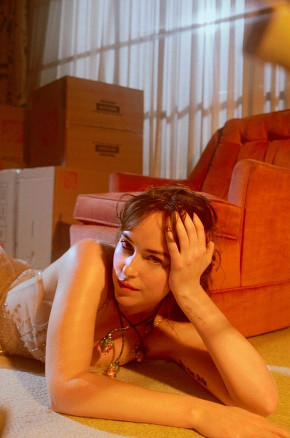Dakota Johnson (Foto: Allure/Reprodução)