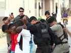 Operação prende sete pessoas por tráfico de drogas no Benedito Bentes
