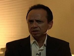 Juiz Roberto de Paula, titular da 1ª Vara de Execuções Penais. (Foto: Reprodução/TV Mirante)