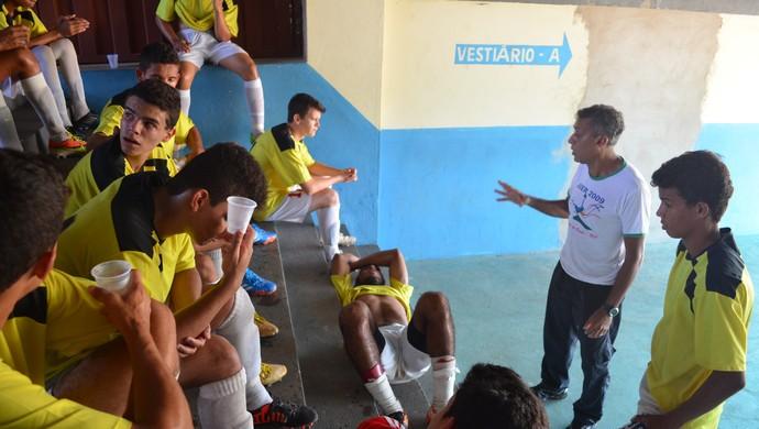 Atletas do Joer sonham com profissionalização (Foto: Roger Henrique)