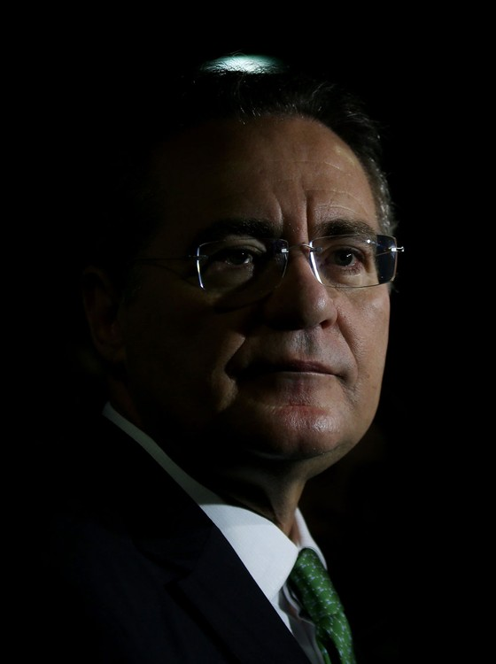 Renan Calheiros (Foto: Adriano Machado/ÉPOCA)