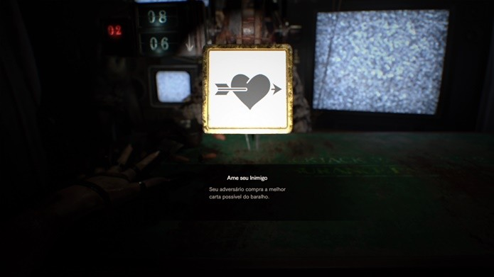 DLC de Resident Evil 7 torna-se extremamente desleal em seus trechos finais (Foto: Reprodução/Felipe Demartini)