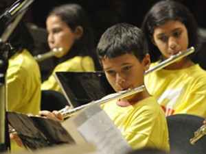 Ao todo 180 crianças vão se apresentar (Foto: Divulgação/ Prefeitura de Jundiaí)