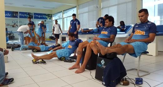 página virada (Divulgação \Cruzeiro)
