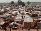 ONU registra o número recorde de refugiados e deslocados no planeta
