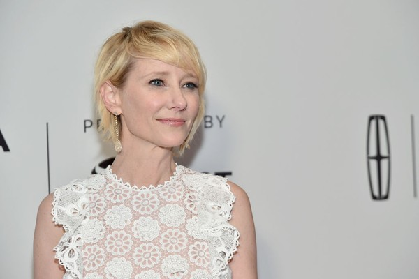 A atriz e apresentadora Anne Heche (Foto: Getty Images)