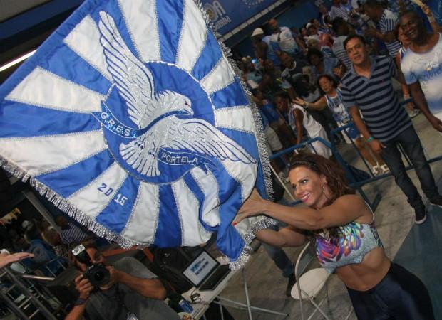 Viviane Araújo (Foto: Claudio Andrade/Photo Rio News)