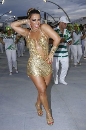 Viviane Araujo (Foto: Leo Franco/AgNews)