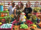 Thyane Dantas mostra fotos de festa de aniversário com Wesley Safadão