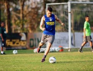 jogadores portuguesa treino (Foto: Marcos Ribolli / Globoesporte.com)