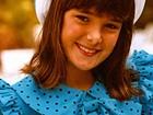 Ticiane Pinheiro publica foto de infância em que aparece morena