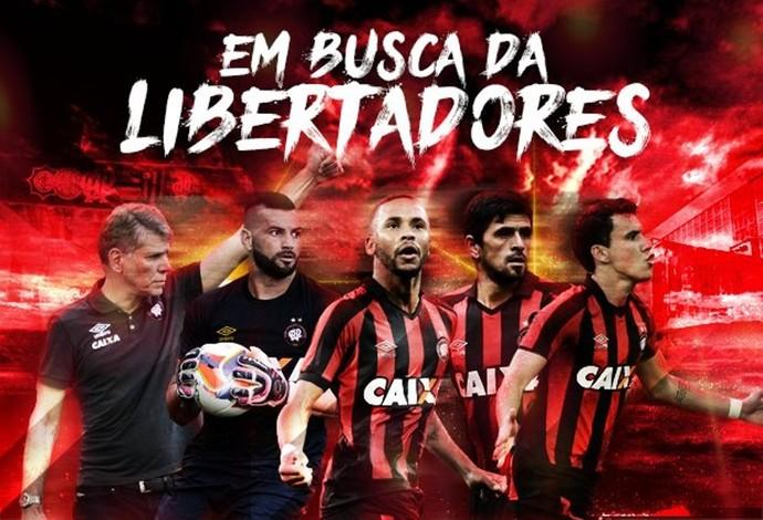 Atlético-PR (Foto: Reprodução/Site oficial)