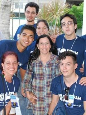 Equipe descobriu a lesma em praia da Grande Fortaleza (Foto: Felipe Vasconcelos/Arquivo Pessoal)