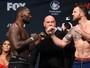 Anthony Johnson e Ryan Bader lutam de olho no cinturão dos meio-pesados