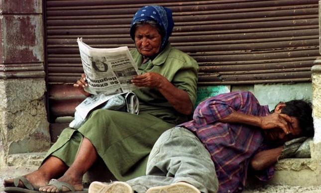 Aumenta a pobreza no Brasil (Foto: Arquivo Google)