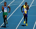 """Brasileiros disputam vaga na final do desafio """"Bolt contra o tempo"""", no Rio"""