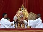 Papa pede respeito às religiões e fim da violência em Síria, Nigéria e Quênia