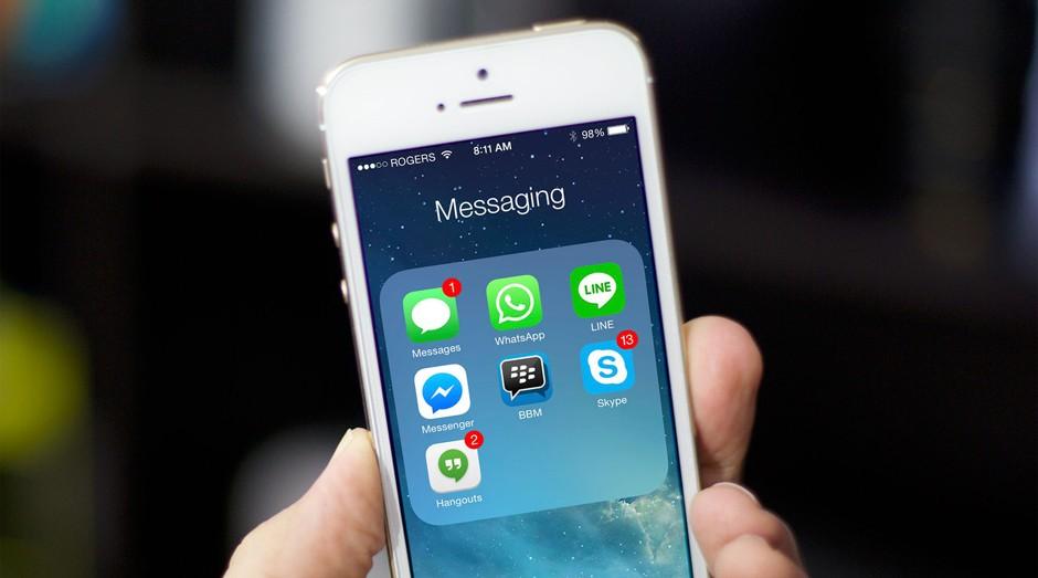 Whatsapp: aplicativo foi bloqueado no Brasil (Foto: Reprodução )