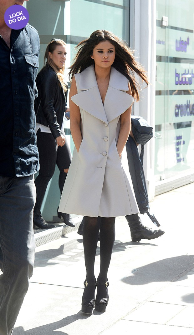 Selena Gomez (Foto: Agência AKM)