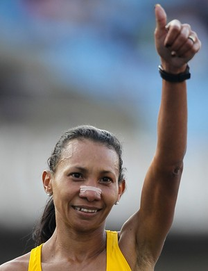 Cruz Nonata Atletismo (Foto: Getty Images)