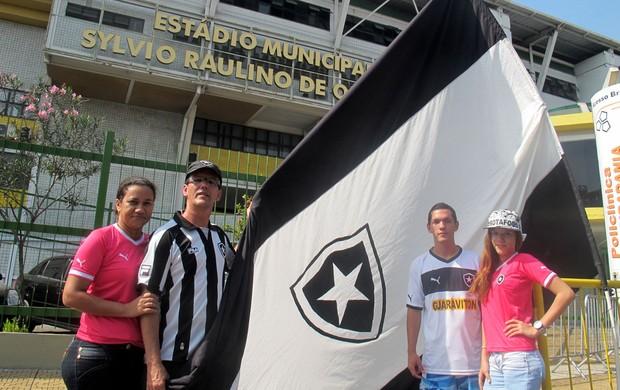 Botafogo x Fluminense Raulino de Oliveira (Foto: Fred Huber)