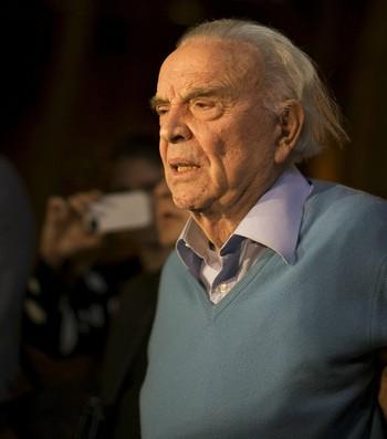 José Maria Marin deixa corte no Brooklyn (Foto: Reuters)