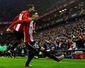 Aduriz faz cinco em jogo de oito gols na vitória do Bilbao sobre o Genk