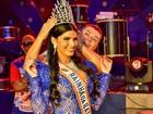 Bianca Leão é coroada rainha de bateria da União da Ilha