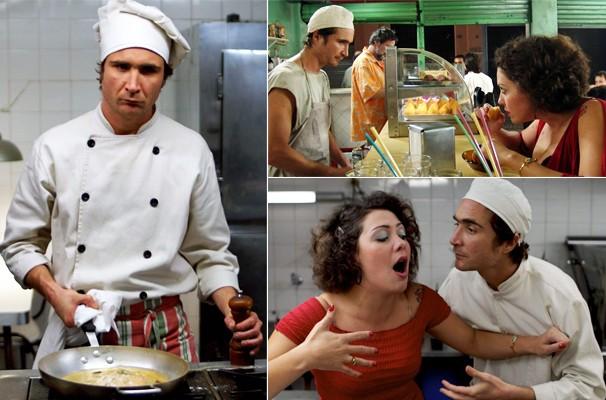 Veja o filme nacional 'Estômago' no Corujão desta quinta, dia 17 (Foto: Divulgação/Reprodução)