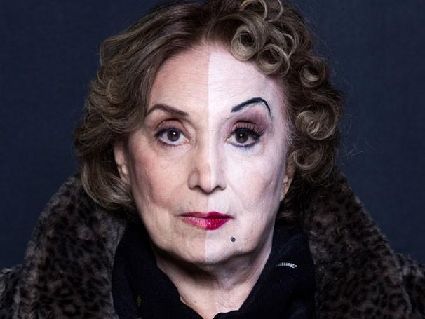 Eva Wilma em cena de 'Azul Resplendor': atriz completa 80 anos neste sábado (Foto: João Caldas)