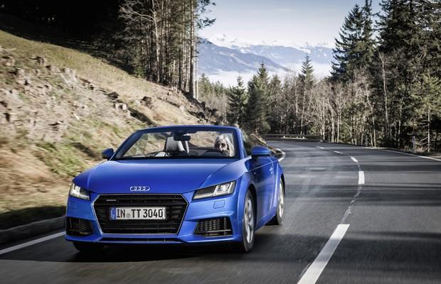 Teste: Audi TT Roadster