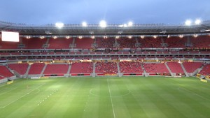 Sport x Náutico na Arena Pernambuco (Foto: Daniel Gomes/Globo Esporte.com)