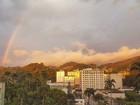 Previsão é de mais chuva e frio nesta sexta-feira na Serra do Rio