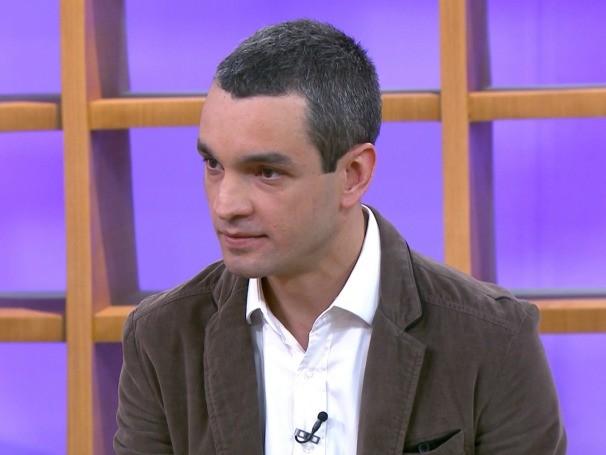 Ricardo Rocha, consultor de Recursos Humanos; tema é (Foto: Globo)