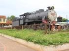 Locomotiva histórica de Guajará, RO, passa por restauração nos 80 anos