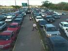 Eleições da OAB-PE provocam congestionamento na saída de Olinda