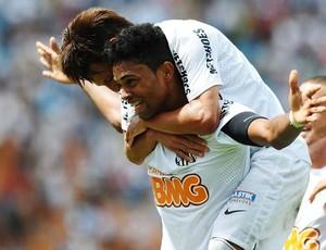 giva santos e goiás final copa são paulo junior (Foto: Marcos Ribolli / Globoesporte.com)