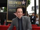 Jim Parsons, de 'Big Bang Theory', ganha estrela na Calçada da Fama