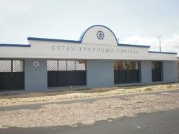 Estádio Petrônio Portela, em Parnaíba (Foto: Divulgação)
