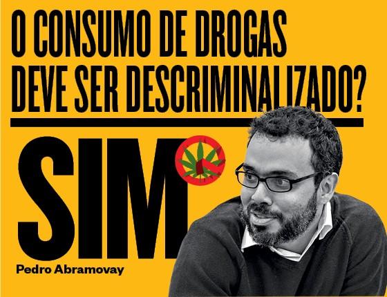 SIM - Pedro Abramovay (Foto: época )