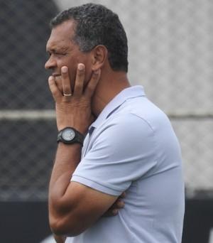 Luiz Alberto da Silva auxiliar  Corinthians (Foto: Marcelo Braga)