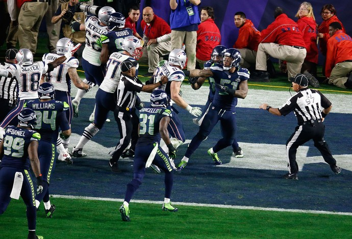 Briga Superbowl, NFL (Foto: Getty Images)