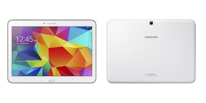 Tablets da Samsung chegam no segundo semestre (Foto: Divulgação/Samsung)