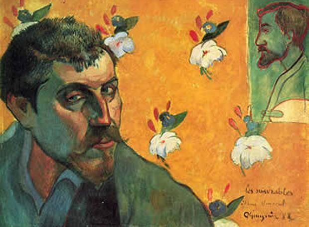 Exposição faz homenagem ao pintor francês Paul Gauguin (Foto: Divulgação)