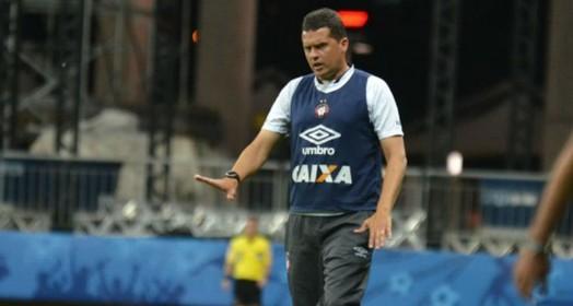 motivação (Gustavo Oliveira/ Site oficial do Atlético-PR)